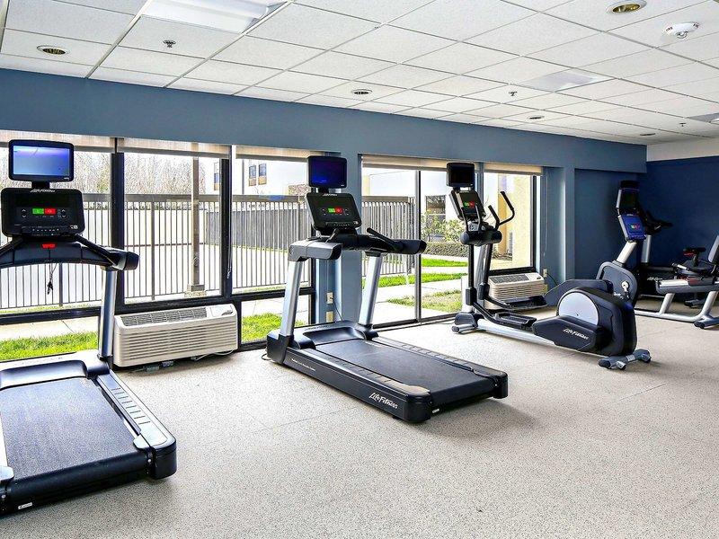 Hampton Inn Bellingham-Airport Sport und Freizeit