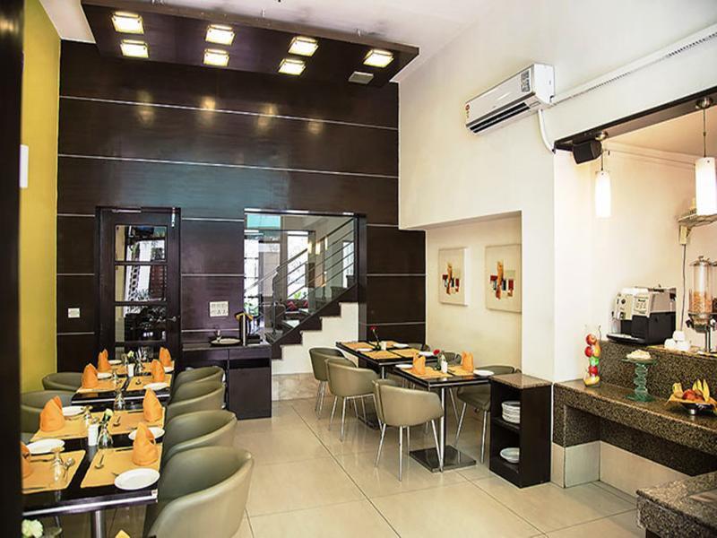 FabHotel Prime Shervani  Restaurant