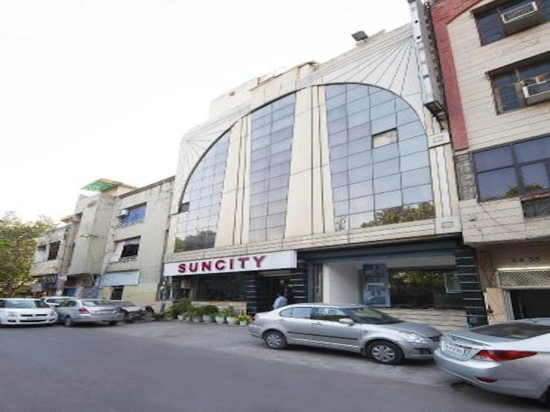 Suncity Außenaufnahme