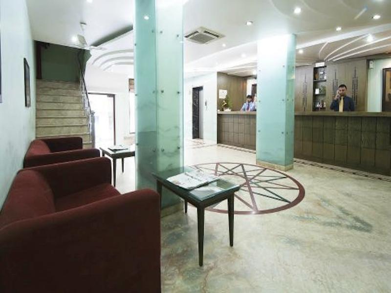 Suncity Lounge/Empfang