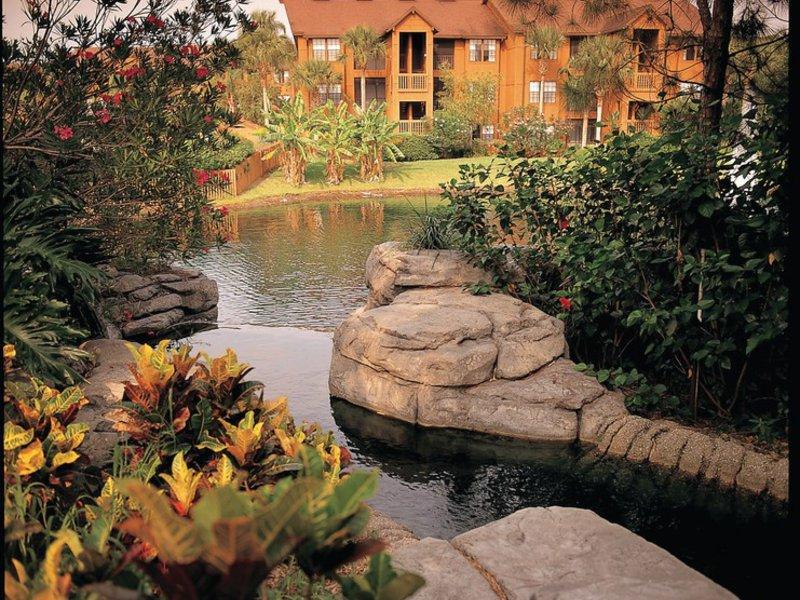 Polynesian Isles Resort by Diamonds Resorts Garten