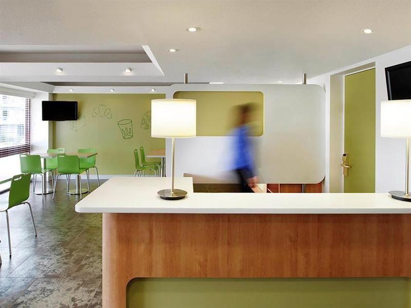ibis budget Wentworthville Lounge/Empfang