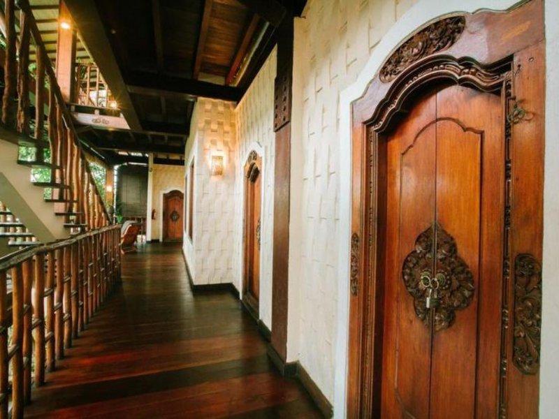 Junjungan Ubud Hotel & Spa Lounge/Empfang