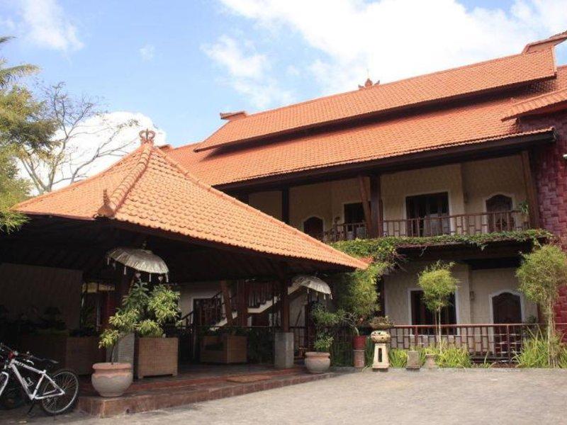 Junjungan Ubud Hotel & Spa Außenaufnahme
