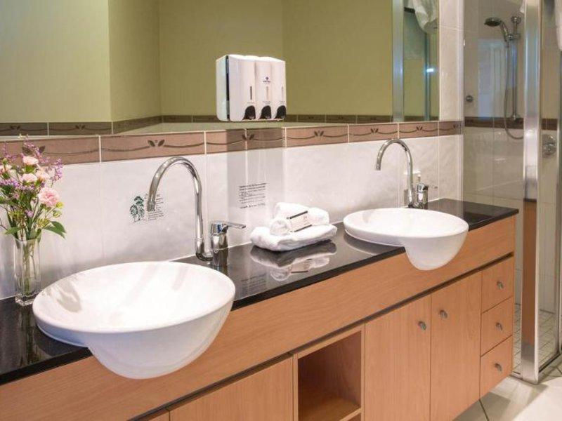 Park Regis Piermonde Apartments - Cairns Badezimmer