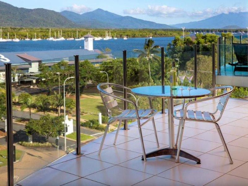 Park Regis Piermonde Apartments - Cairns Garten