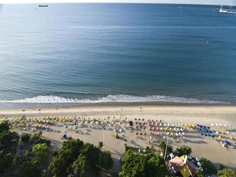 Luzeiros Strand