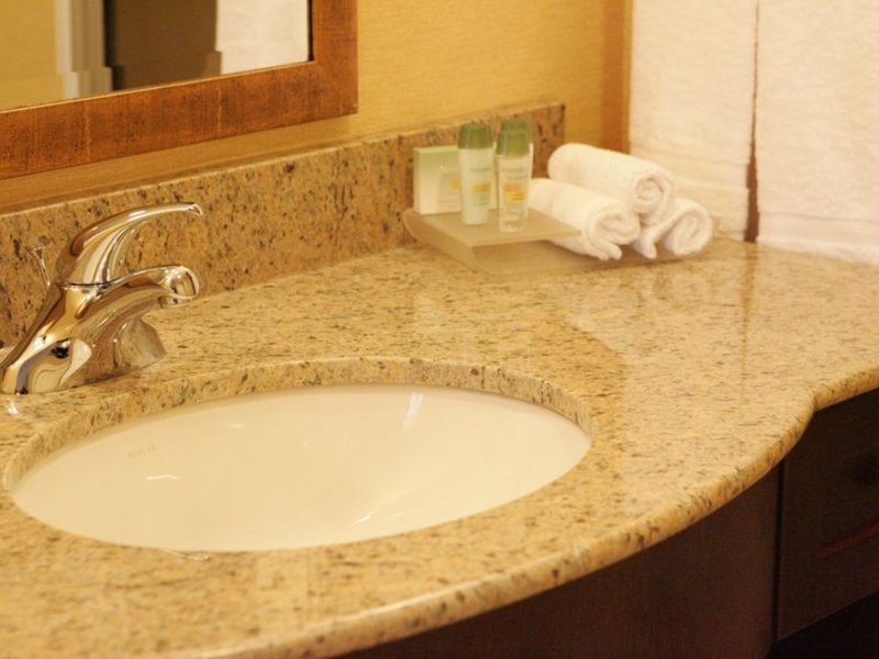 Homewood Suites by Hilton Toronto Airport Corporate Centre Badezimmer