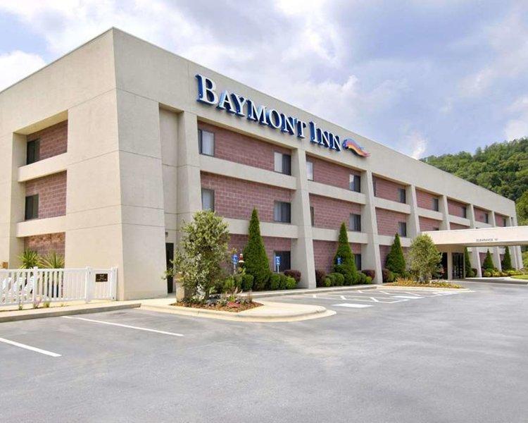 Baymont Inn & Suites Cherokee Smoky Mountains Außenaufnahme