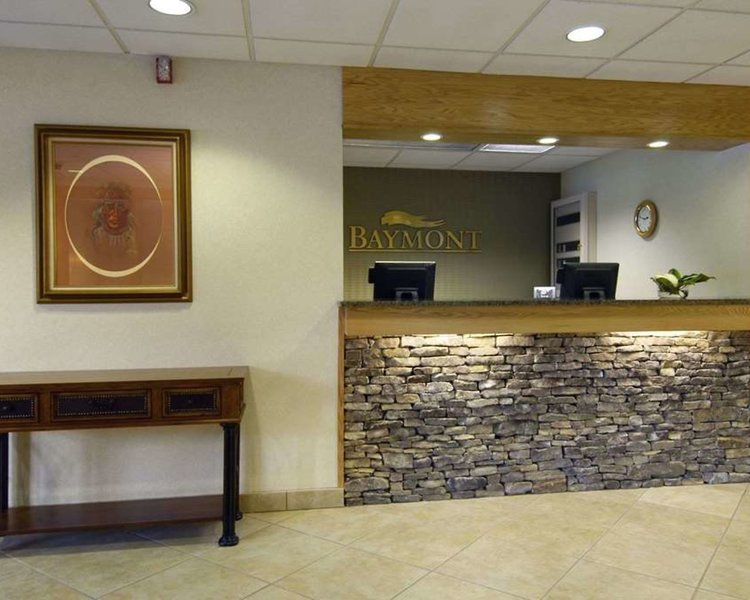 Baymont Inn & Suites Cherokee Smoky Mountains Lounge/Empfang