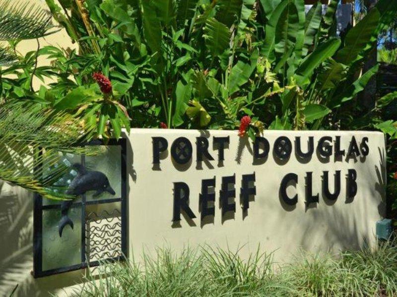 Reef Club Resort Außenaufnahme