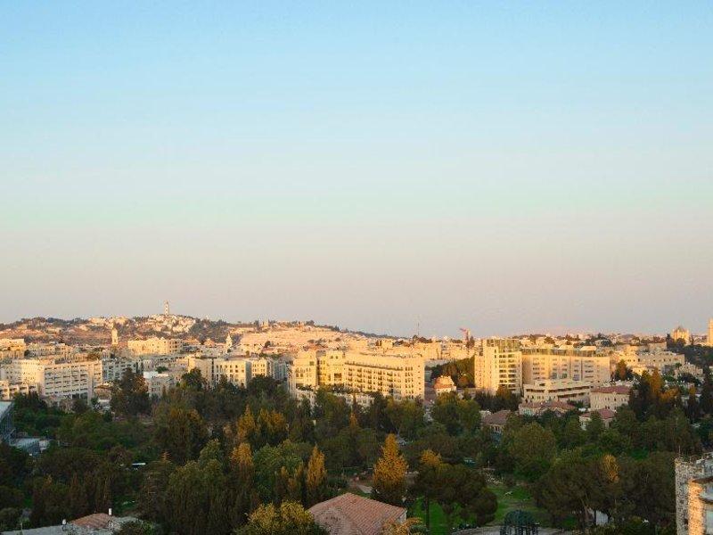 TRYP by Wyndham Jerusalem Bat Sheva Außenaufnahme