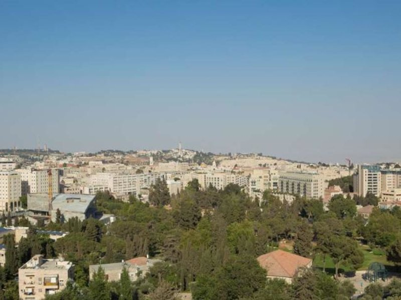 TRYP by Wyndham Jerusalem Bat Sheva Landschaft