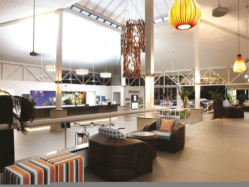 Ramada Resort Port Douglas Lounge/Empfang