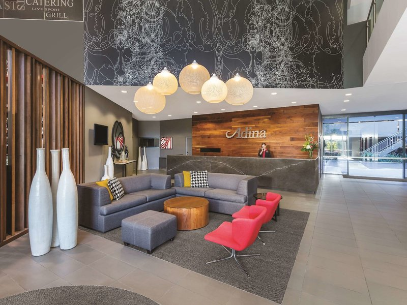 Adina Apartment Hotel Norwest Lounge/Empfang