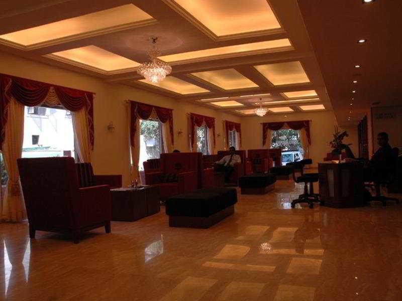 Juhu Plaza Lounge/Empfang