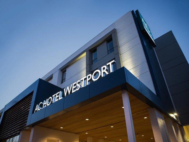 AC Hotels by Marriott Kansas City Westport Außenaufnahme