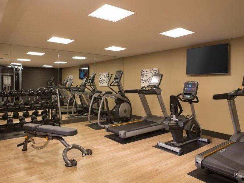AC Hotels by Marriott Kansas City Westport Sport und Freizeit
