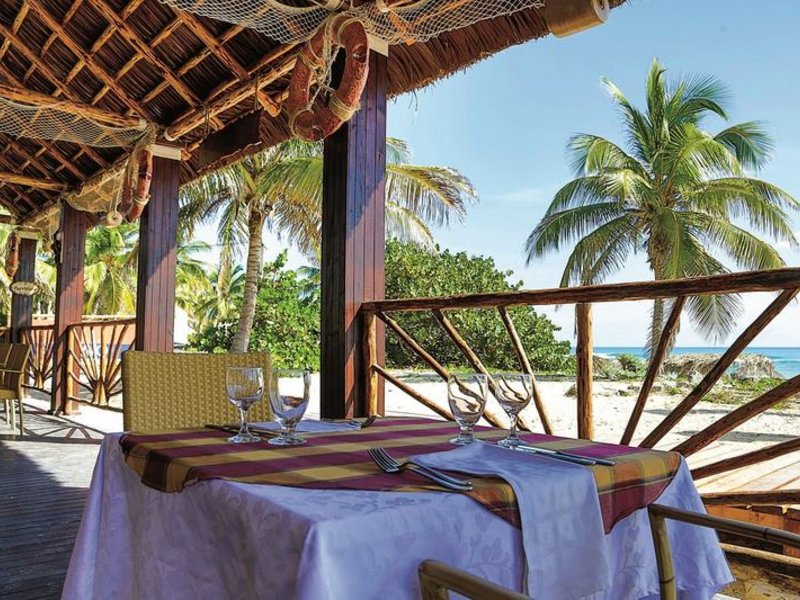 VOI Bravo Villa Coral  Restaurant