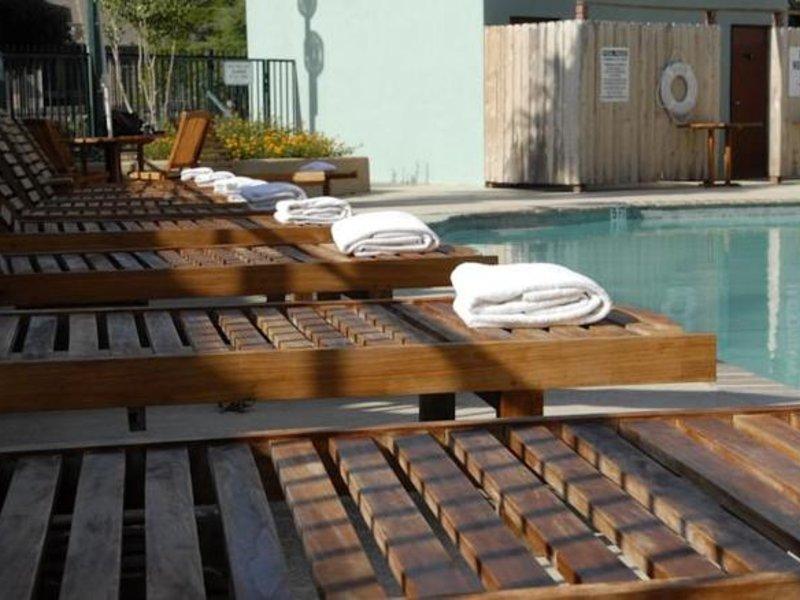 Wyndham Garden Hotel Austin Pool