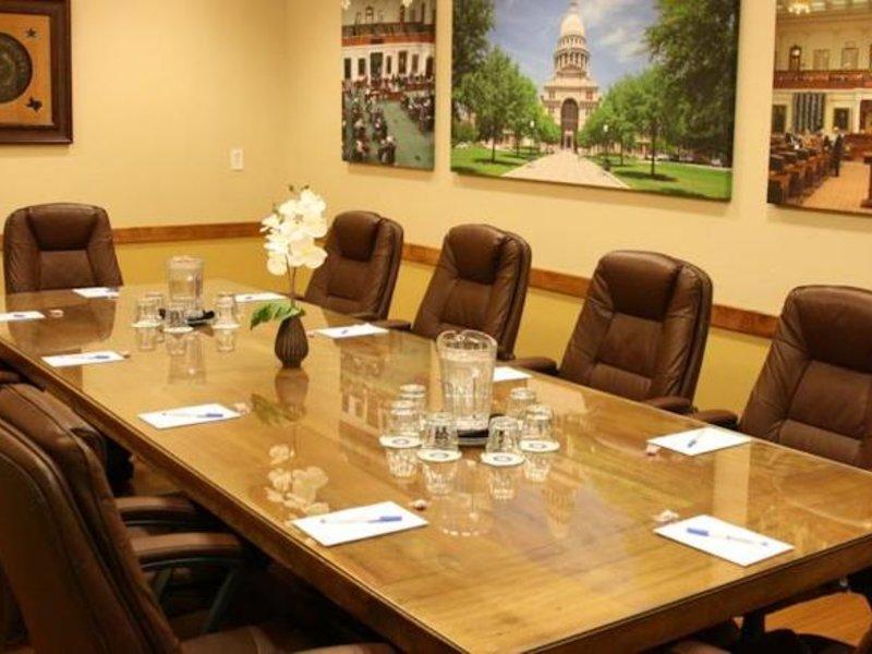 Wyndham Garden Hotel Austin Konferenzraum