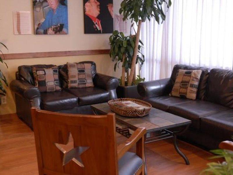 Wyndham Garden Hotel Austin Lounge/Empfang