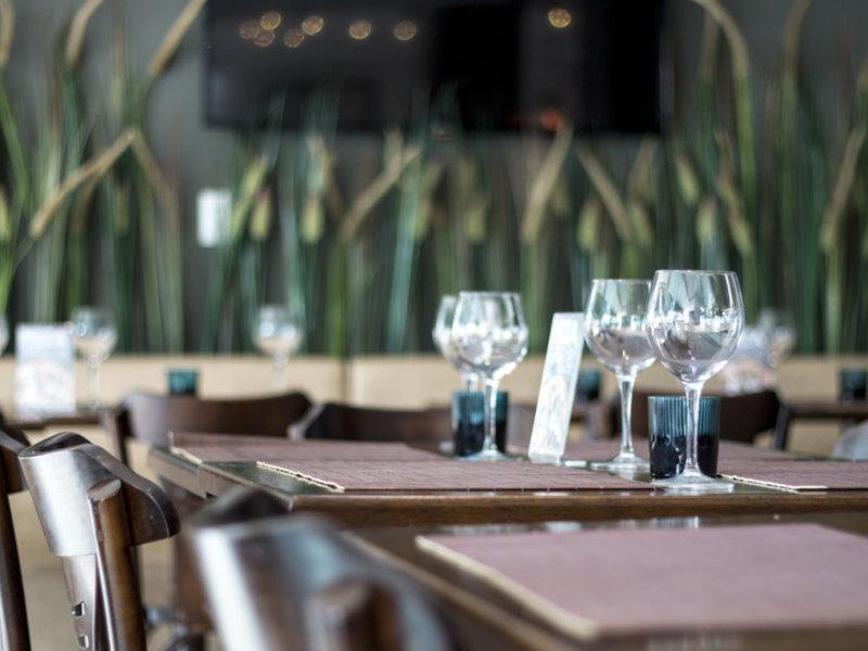 The Hotel Restaurant