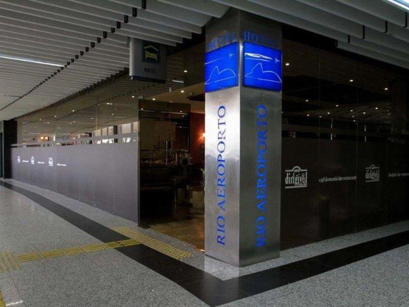 Rio Aeroporto Außenaufnahme