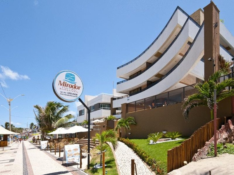 Mirador Praia Hotel Außenaufnahme