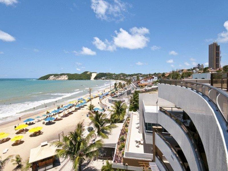 Mirador Praia Hotel Strand