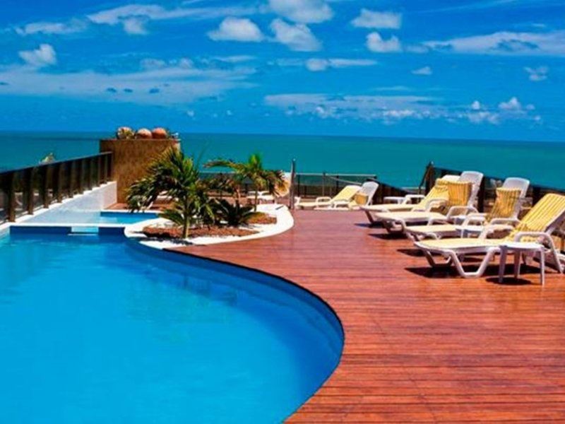 Mirador Praia Hotel Pool