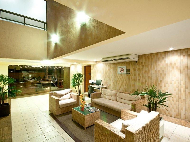 Mirador Praia Hotel Lounge/Empfang