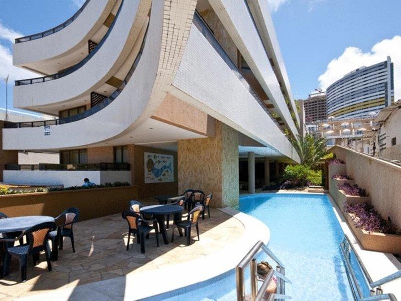 Mirador Praia Hotel Terrasse