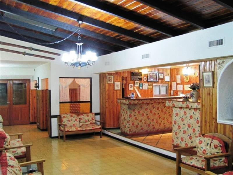 Ruca Cheli Village Lounge/Empfang