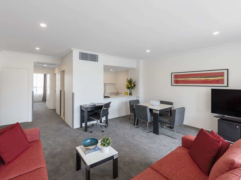 Waldorf Sydney Serviced Apartments Lounge/Empfang