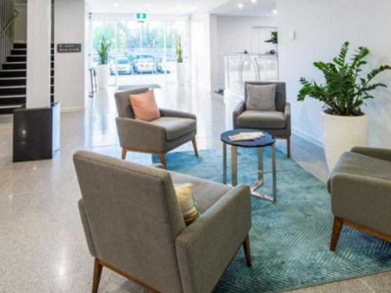 Abode Narrabundah Lounge/Empfang