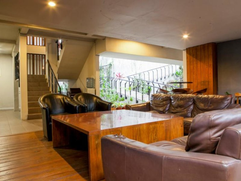 Hotel Mawar by RedDoorz Lounge/Empfang