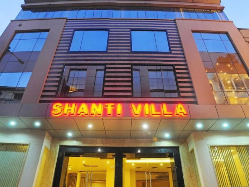 Shanti Villa Außenaufnahme