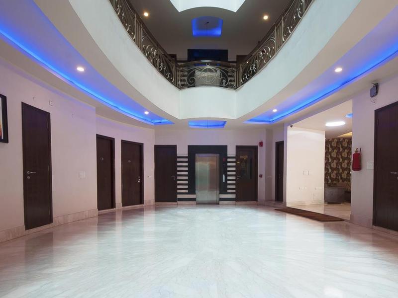 Shanti Villa Lounge/Empfang