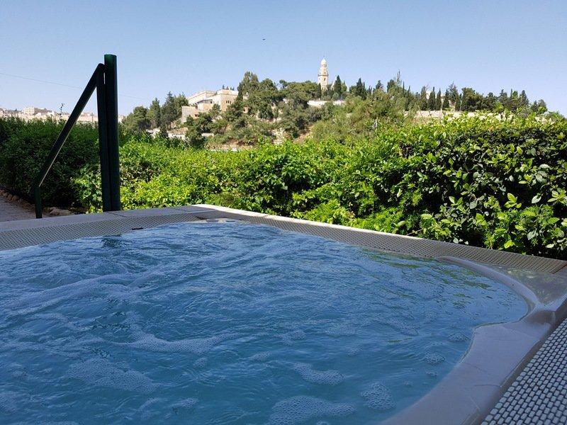Mount Zion Boutique Hotel Pool