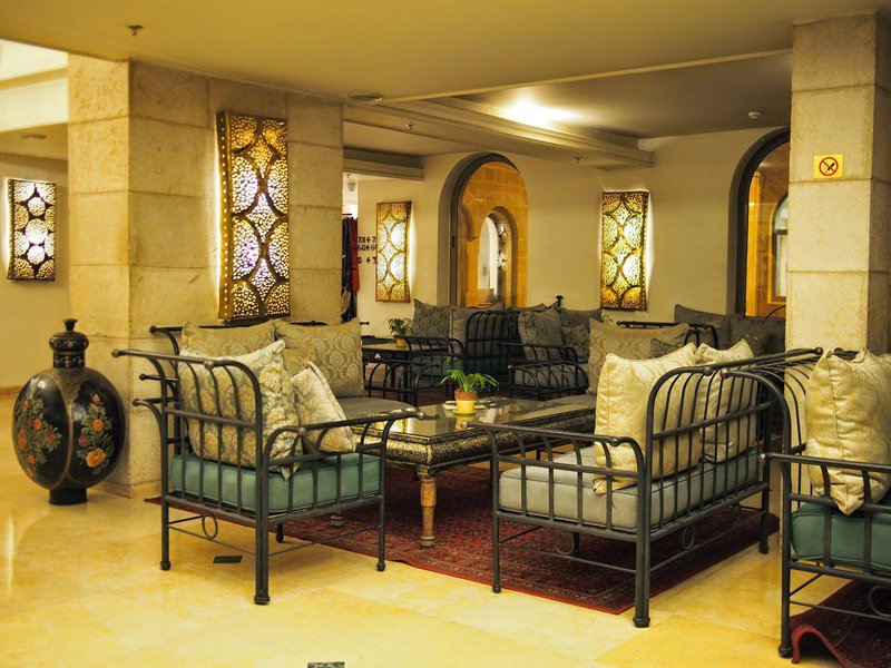 Mount Zion Boutique Hotel Lounge/Empfang