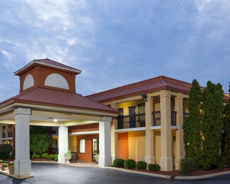 Baymont Inn & Suites Covington Außenaufnahme