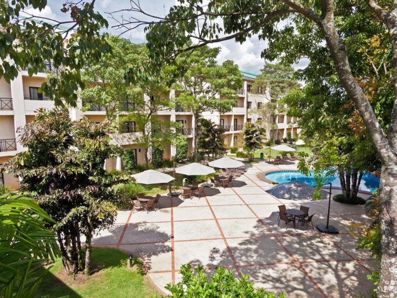 Hotel Panamby Guarulhos Garten