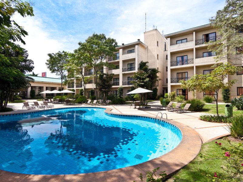 Hotel Panamby Guarulhos Pool