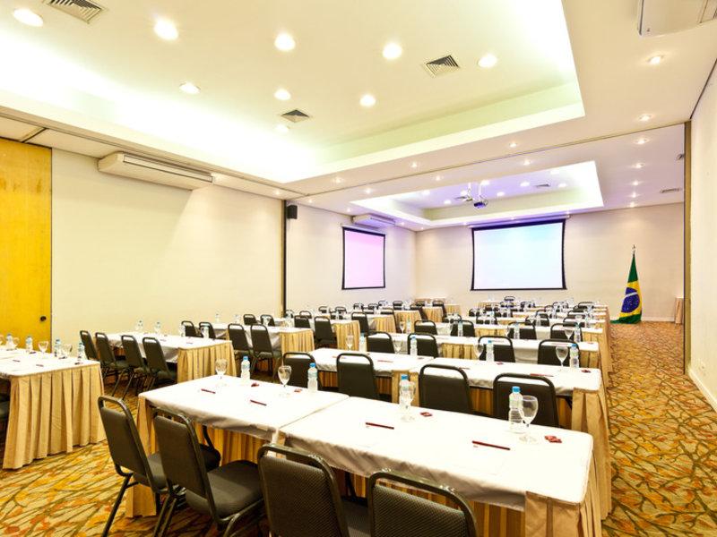 Hotel Panamby Guarulhos Konferenzraum