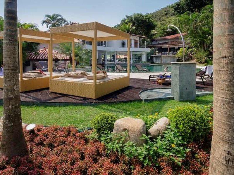 Angra dos Reis Boutique Hotel Garten
