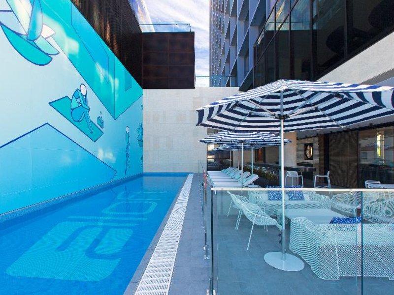 Aloft Perth Pool