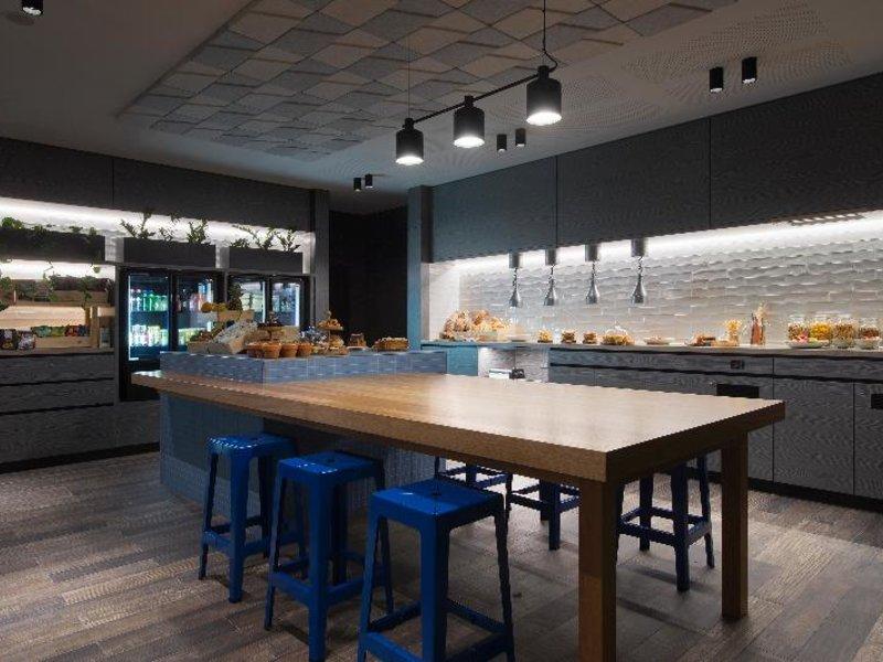 Aloft Perth Restaurant