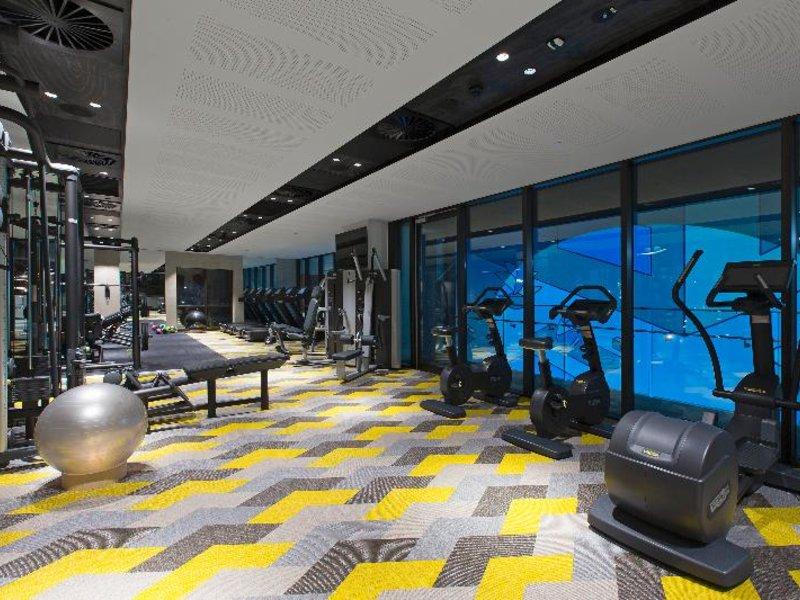 Aloft Perth Sport und Freizeit