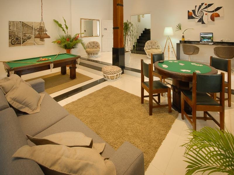 Angra dos Reis Boutique Hotel Lounge/Empfang